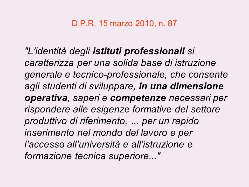 D.P.R.15 marzo 2010, n.