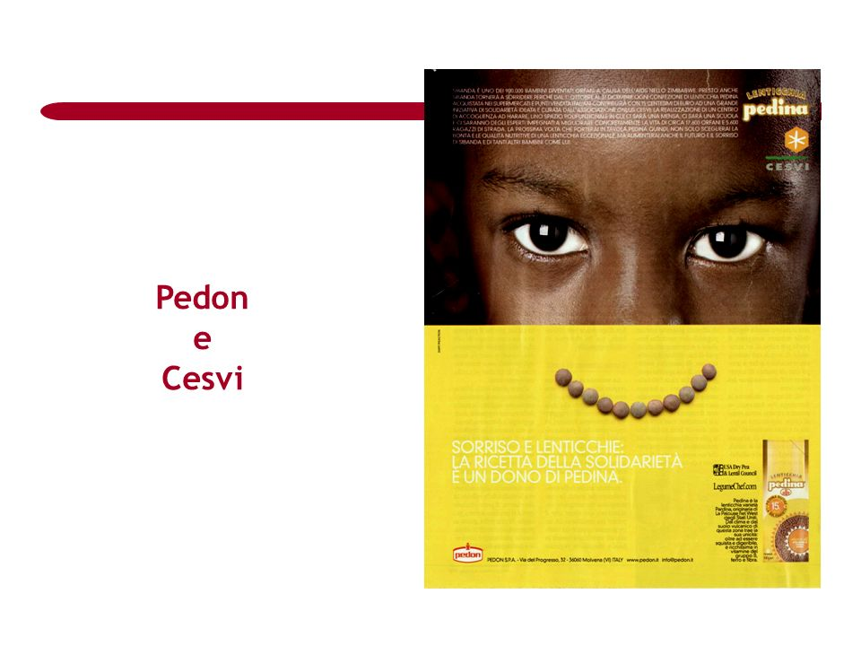 Pedon e Cesvi