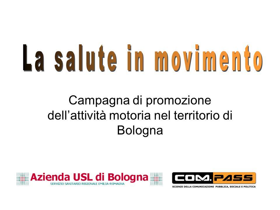 Campagna di promozione dellattività motoria nel territorio di Bologna