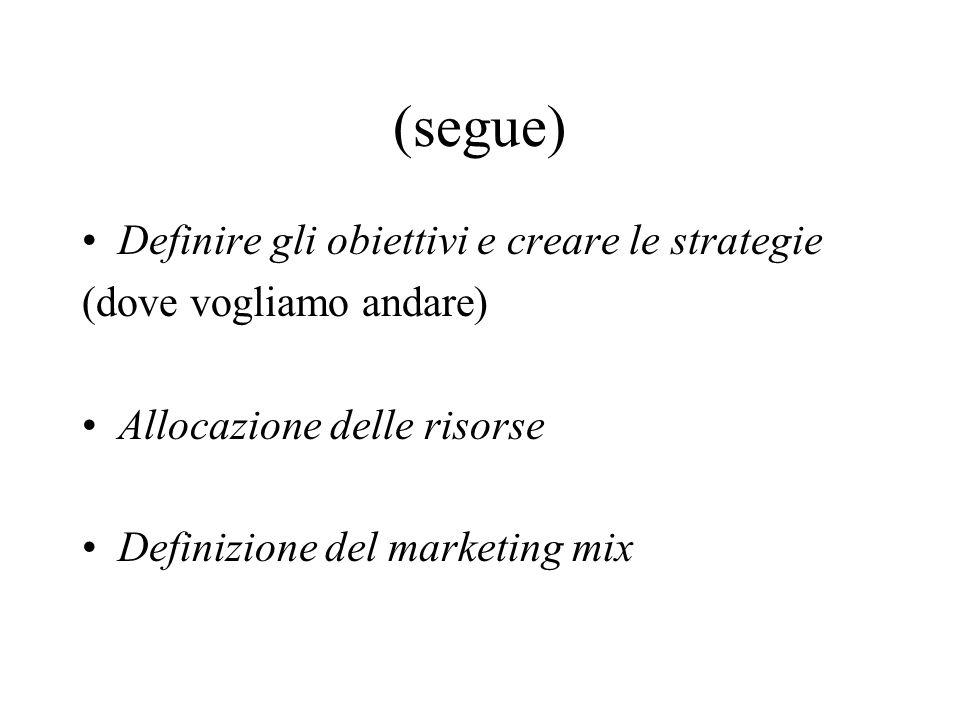 DISTRIBUZIONE Intensiva ( massima distribuzione possibile di un prodotto tramite il maggior numero possibile di punti vendita) Selettiva (scelta di dettaglianti in relazione a criteri specifici) Esclusiva