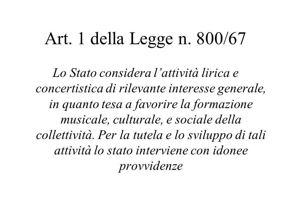 Art. 1 della Legge n.
