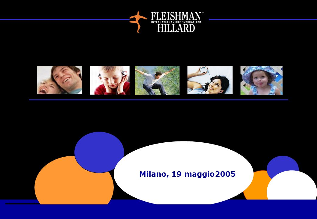 Milano, 19 maggio2005