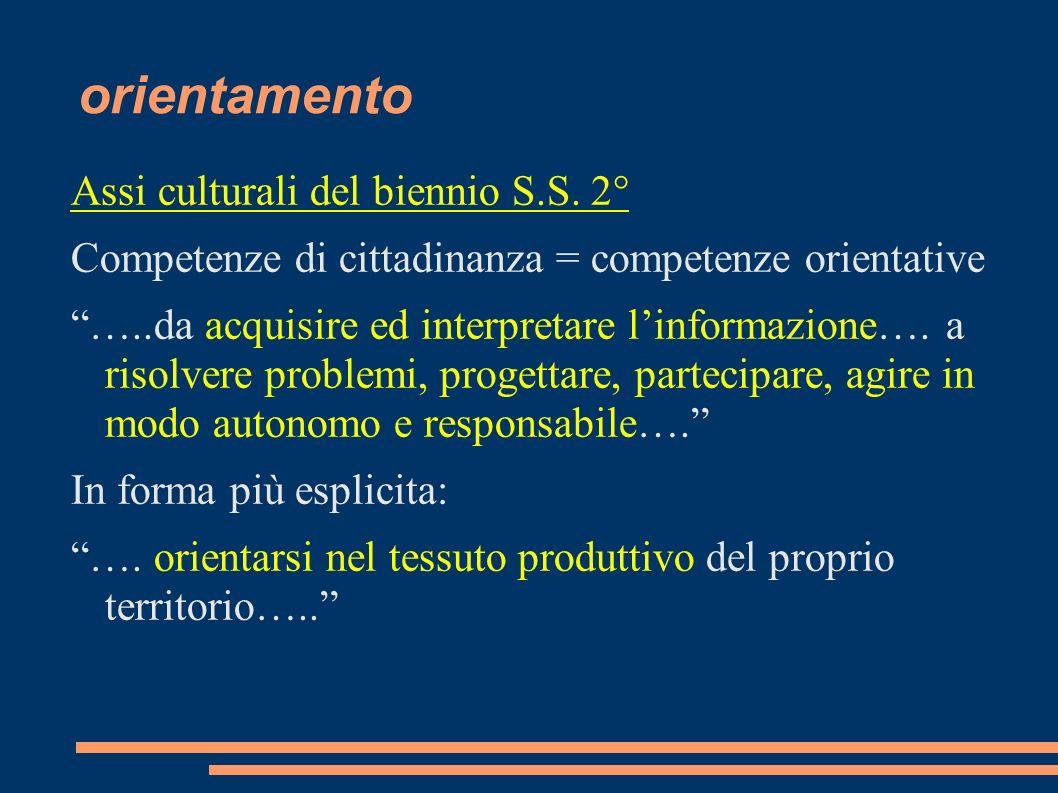 LAVORARE PER LA CONTINUITA ATTRAVERSO LA DISCONTINUITÀ CENTRALITA DELLO STUDENTE …...