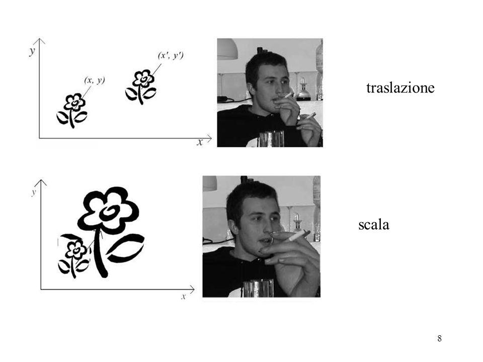 8 traslazione scala