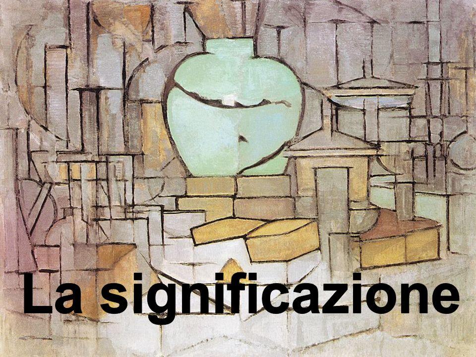 La significazione Si chiama significazione limpiego di segni a fini comunicativi o cognitivi.