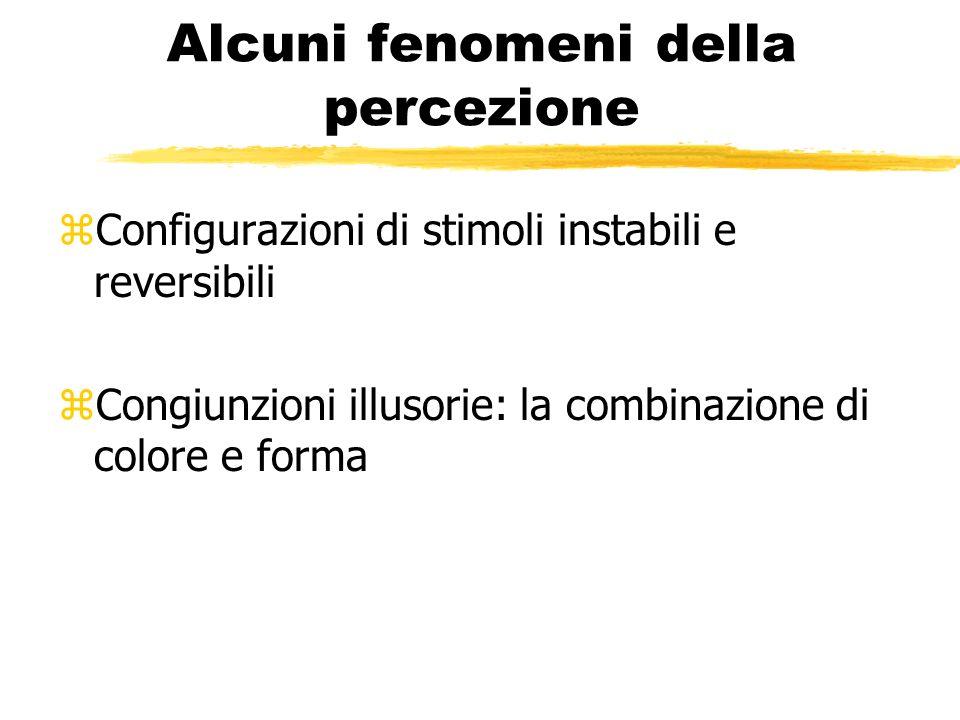 Teorie costruttiviste della percezione zAssunzioni generali: Bruner (1957) Neisser ( 1967);Gregory (1972;1980) zLa percezione è un processo attivo e costruttivo.