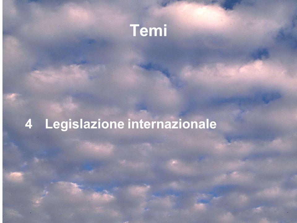 22.2 Credibilità e Diritti 24050430 Temi 4Legislazione internazionale