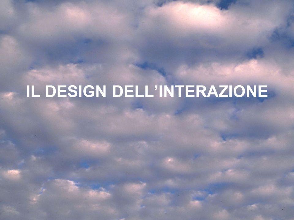 14 lezione 3 Maggio 20041 IL DESIGN DELLINTERAZIONE