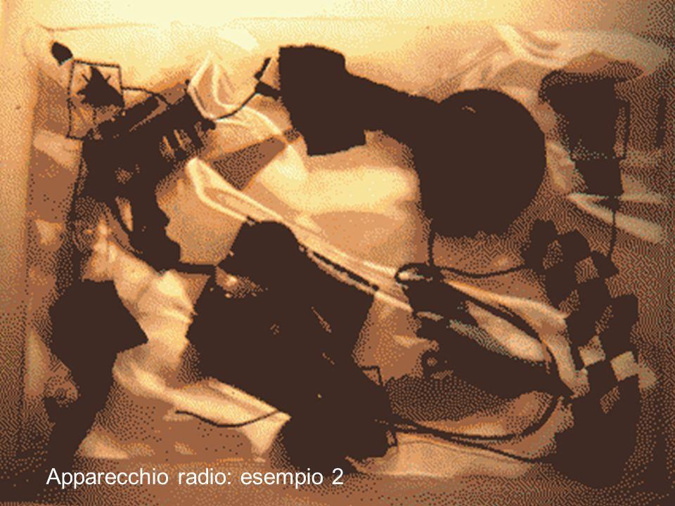 14 lezione 3 Maggio 200419 Apparecchio radio: esempio 2