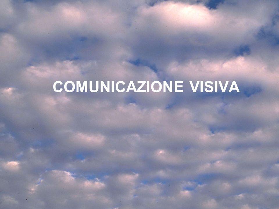 Lezione 12 - 23 Aprile 2004 COMUNICAZIONE VISIVA