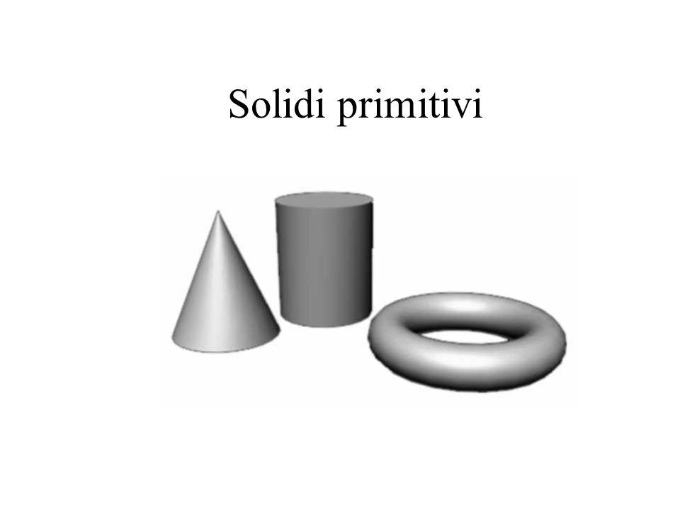 Solidi primitivi