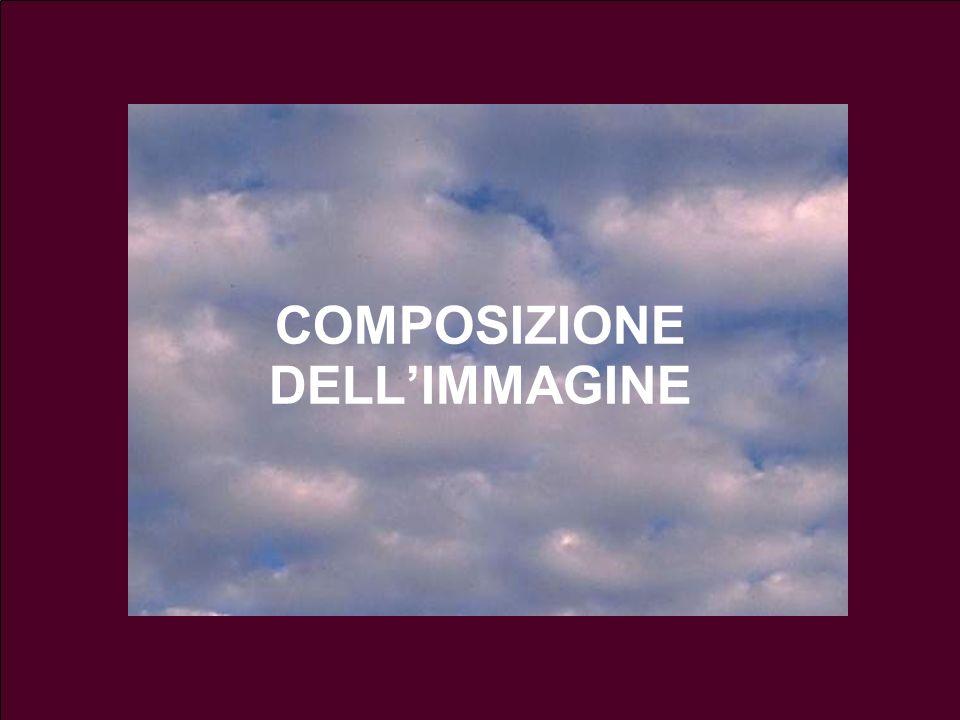 19 Lezione 21/5/04 Composizione dell immagine 1 COMPOSIZIONE DELLIMMAGINE