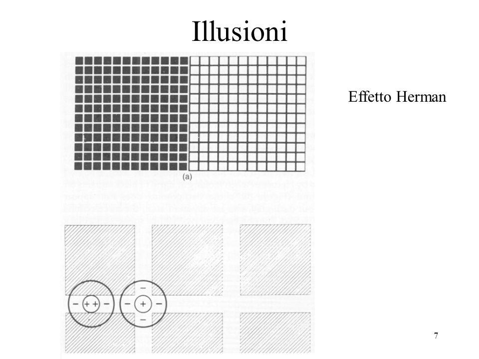 7 Illusioni Effetto Herman