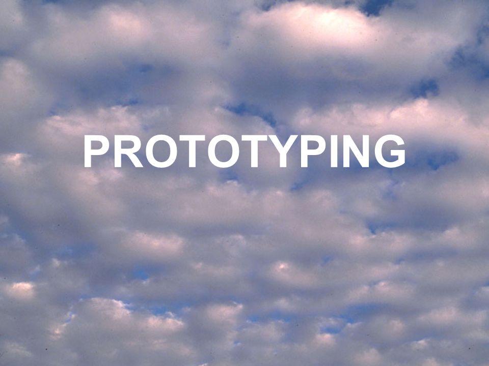 23.1 Prototyping 28/5/04 PROTOTYPING