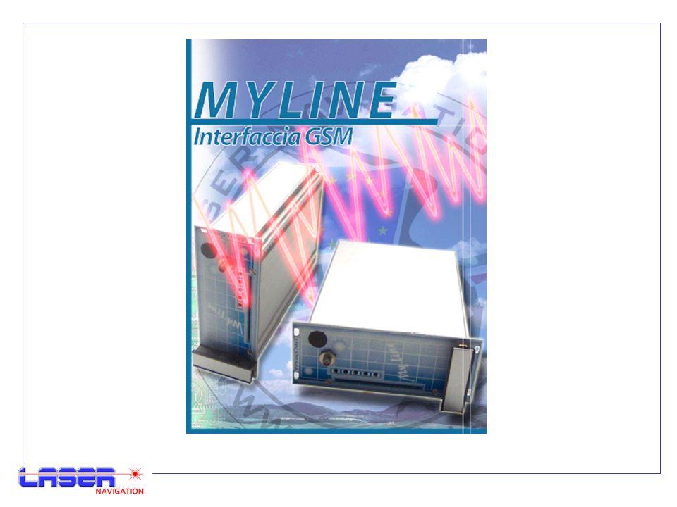 FUNZIONALITA MYLINE è un interfaccia in grado di simulare un attacco d utenza telefonica PSTN standard utilizzando la rete GSM.