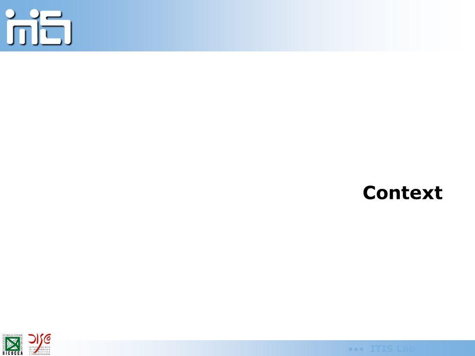 ITIS Lab Service Ontology Builder Design time: Indicizzazione di Web service semantici (SWS) descritti in OWL-S.