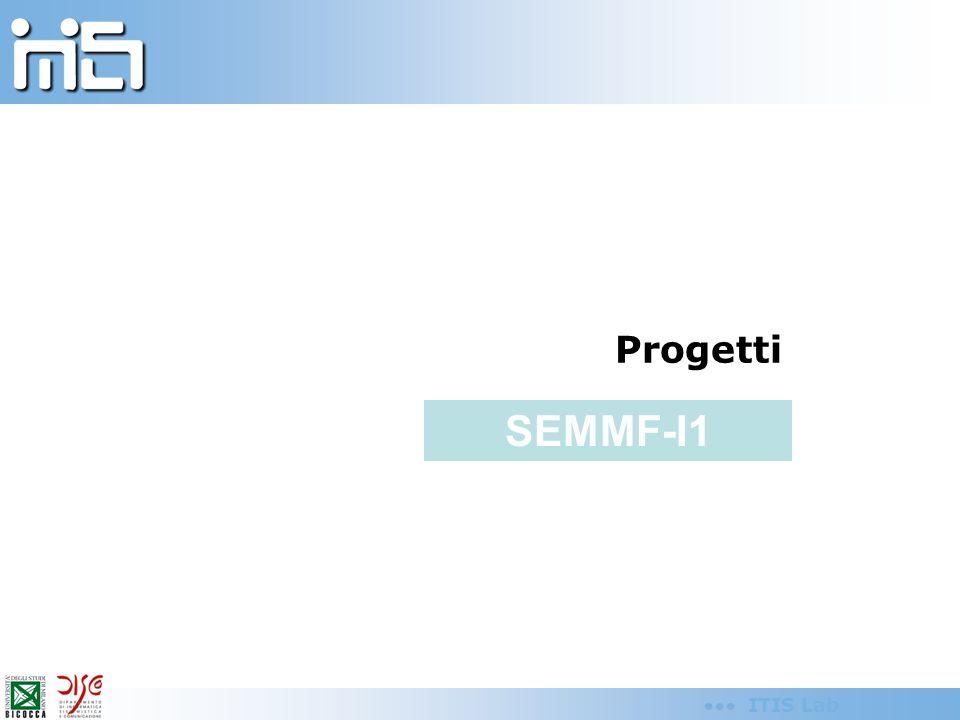 ITIS Lab Progetti SEMMF-I1