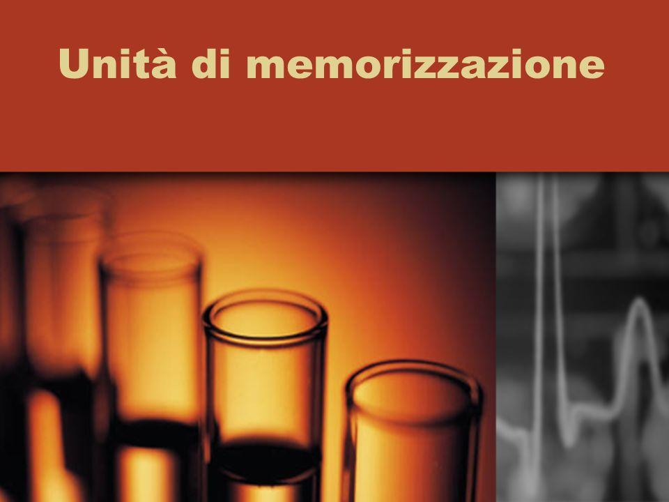 Unità di memorizzazione