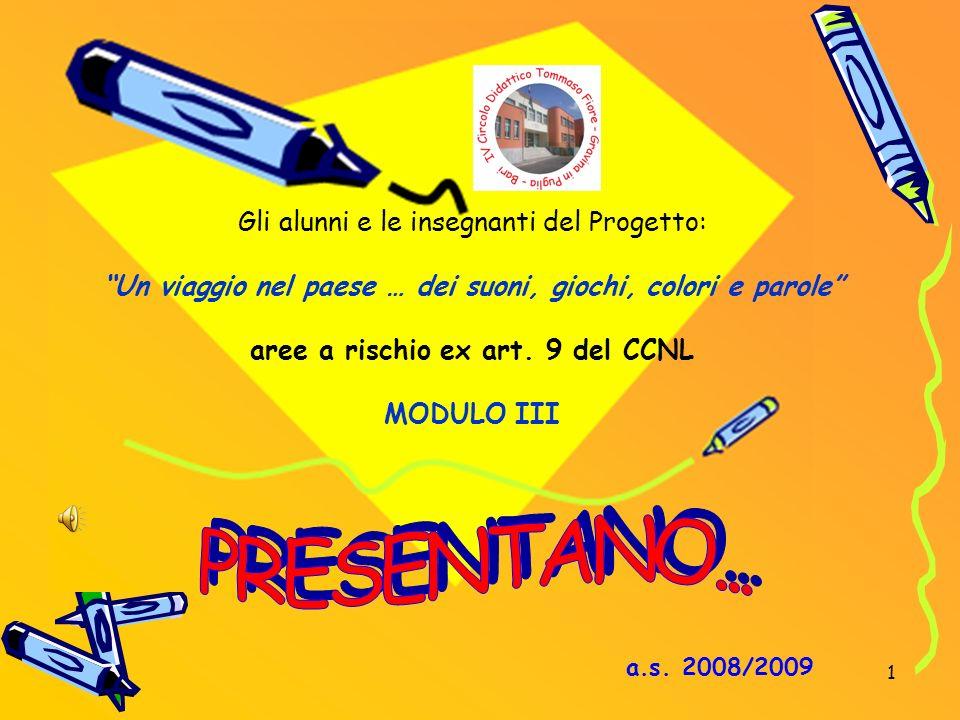2 a cura delle insegnanti Maria Pia Cardascia e Anna La Porta