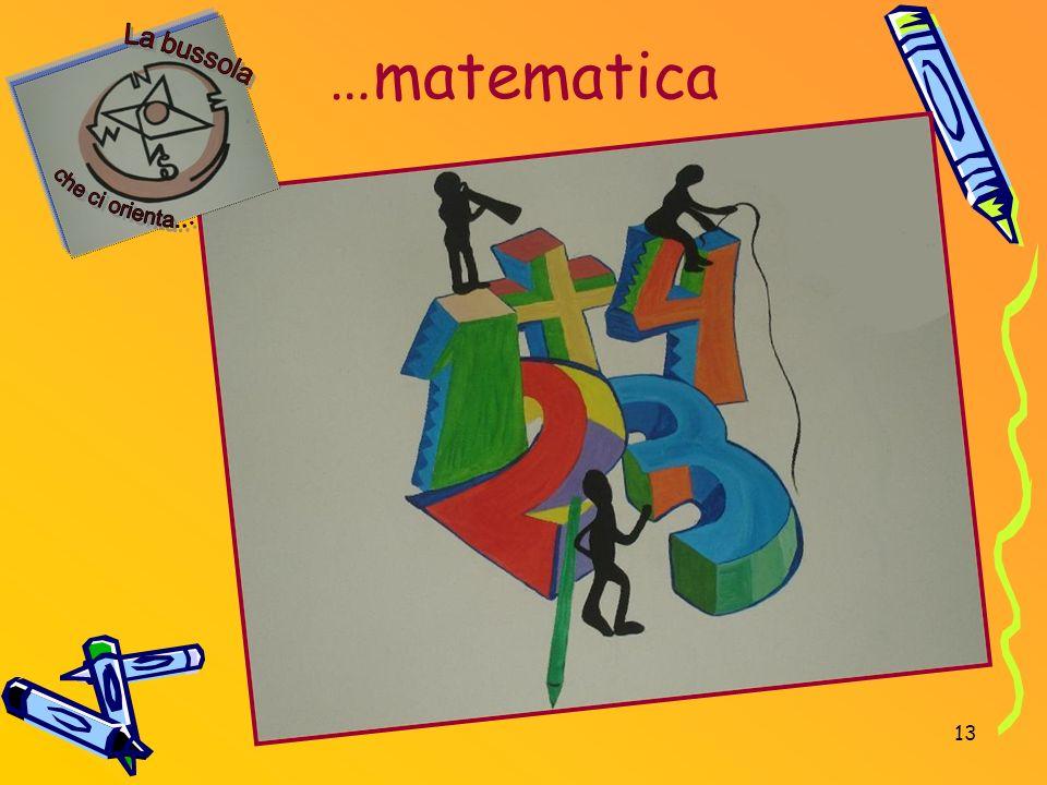 13 …matematica