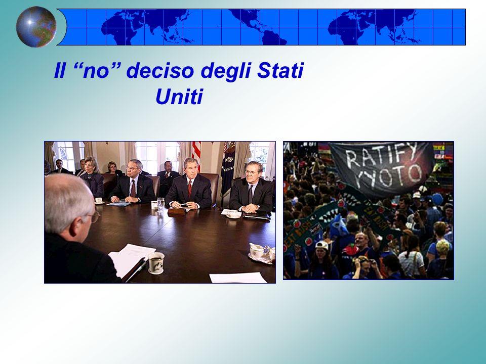 Il protocollo di Kyoto entrerà in vigore solo dopo la ratifica di 55 Paesi: tra questi dovranno esserci 34 Paesi industrializzati con una percentuale