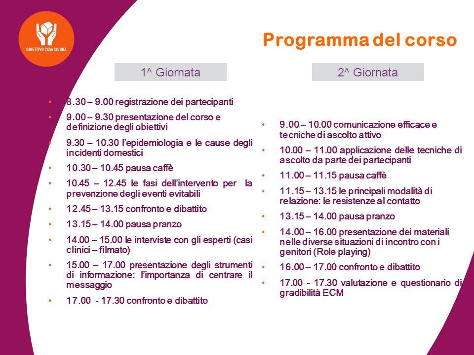 . Epidemiologia I.D. Torino 2001 Percentuale luogo della lesione per sesso
