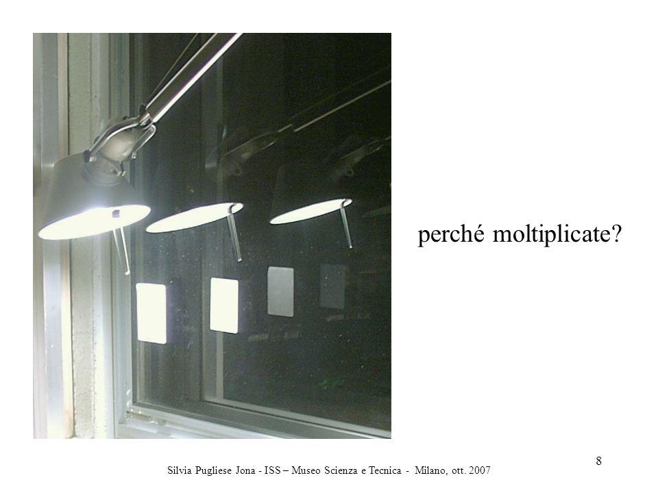 9 Silvia Pugliese Jona - ISS – Museo Scienza e Tecnica - Milano, ott.