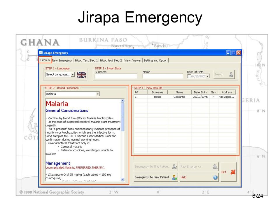 7\24 Jirapa Emergency