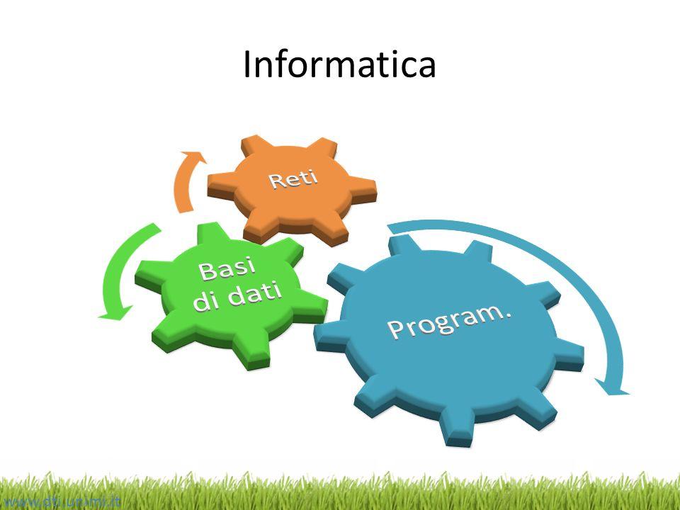 Informatica www.dti.unimi.it