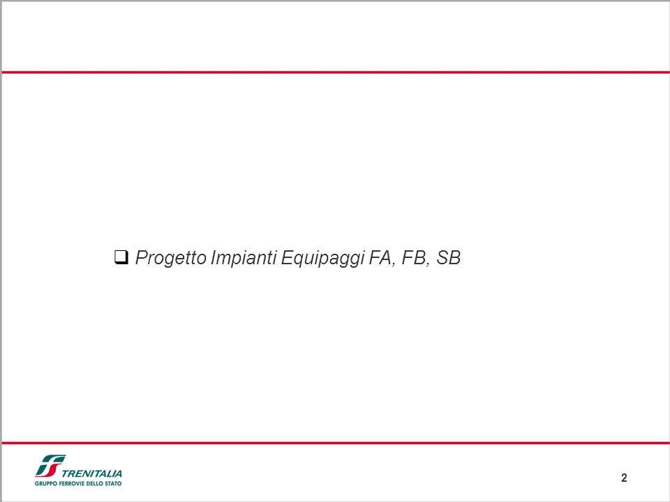2 Progetto Impianti Equipaggi FA, FB, SB