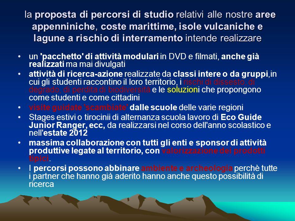 Biodiversità e forestale MPAAF http://www3.corpoforestale.it Emilia Romagna Punta MarinaVia C.