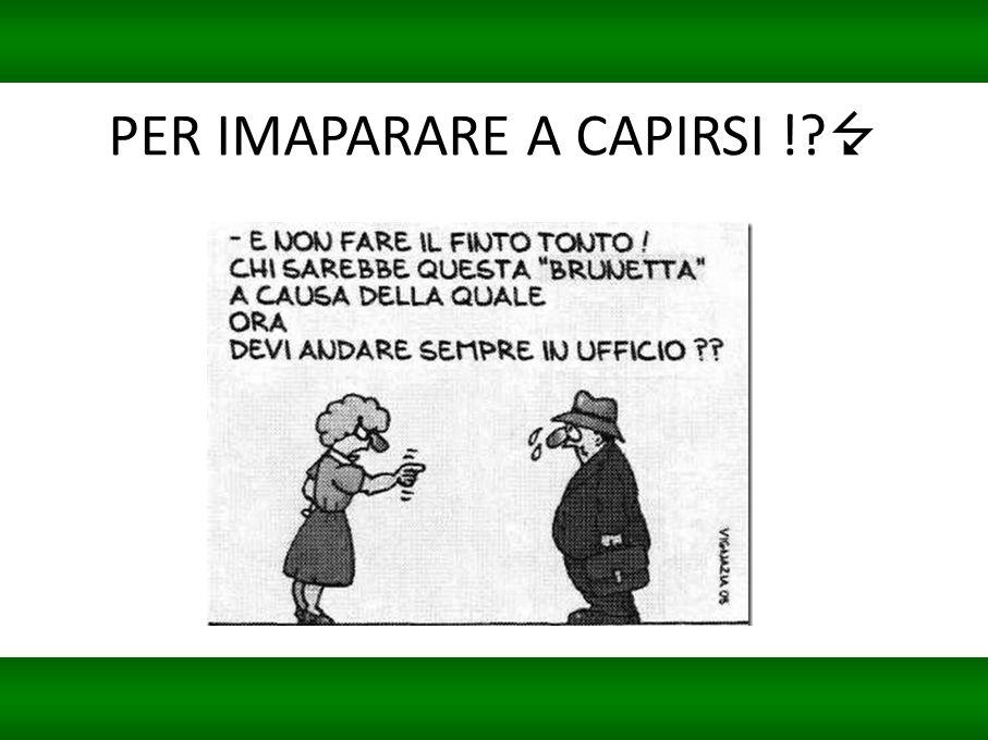 Barabino & Partners PER IMAPARARE A CAPIRSI !?