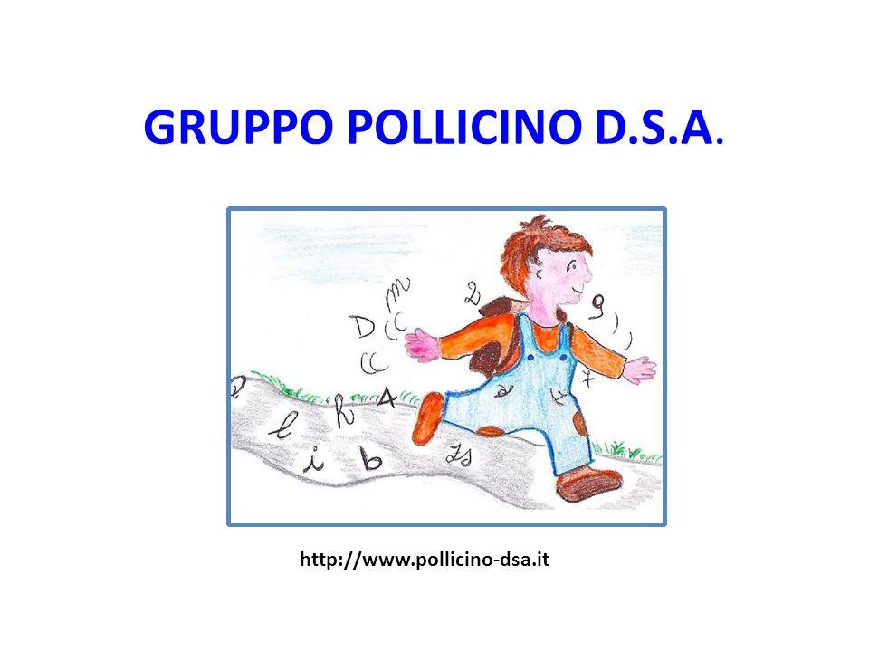 GRUPPO POLLICINO D.S.A. http://www.pollicino-dsa.it