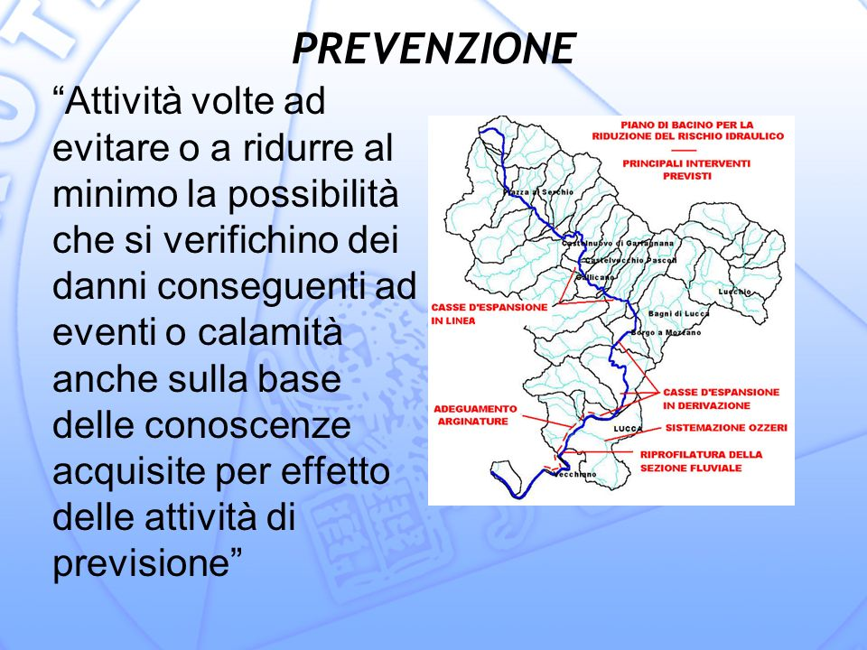 I Distretti di Protezione Civile DGR n.506/05 e DGR n.3936/06 Belluno: 9; Treviso: 5; Vicenza: 10; Venezia: 7; Padova: 13; Verona: 8; Rovigo: 6.