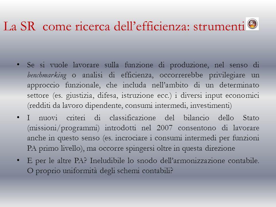 Un nuovo modello coerente con il framework europeo La situazione attuale non sembra coerente con il nuovo framework europeo stabilito col fiscal compact, che non a caso ha richiesto una modifica della Costituzione italiana.