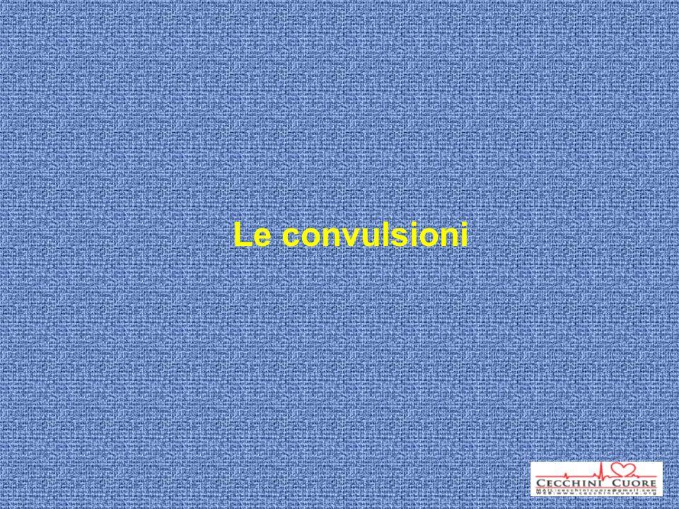 Le convulsioni