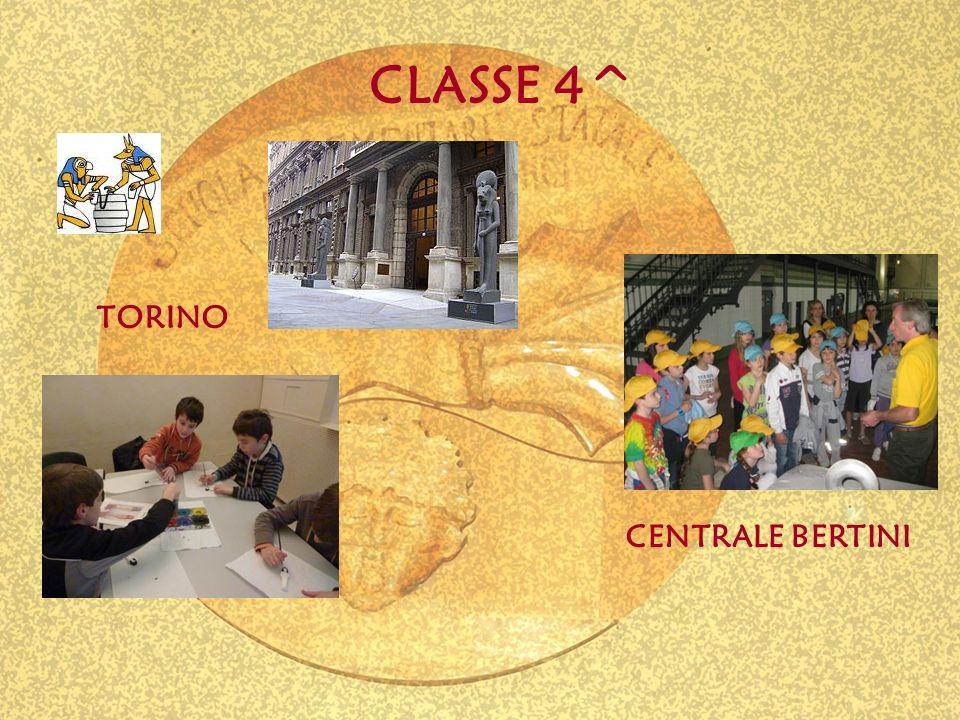 CLASSE 4^ TORINO CENTRALE BERTINI