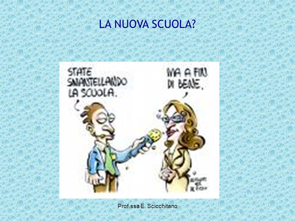 Prof.ssa E. Scicchitano DUBBI???????