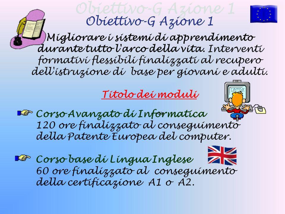 Corso Avanzato di Informatica 120 ore finalizzato al conseguimento della Patente Europea del computer.