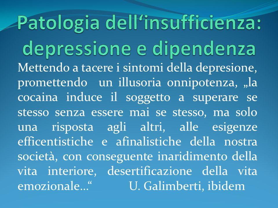 Il 58 % dei soggetti affetti da depressione maggiore hanno una comorbidità psichiatrica.