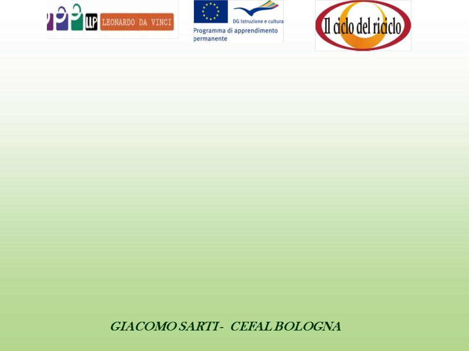 GIACOMO SARTI - CEFAL BOLOGNA