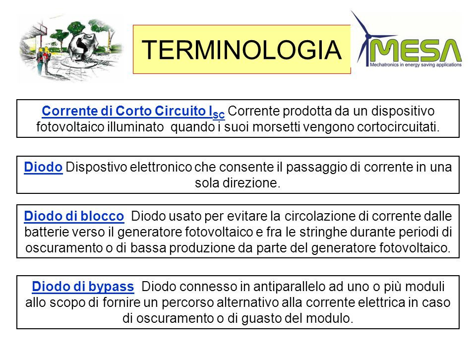 TERMINOLOGIA Efficienza ( % ) Rapporto tra la potenza ( o lenergia ) in uscita e la potenza ( o lenergia ) in ingresso.