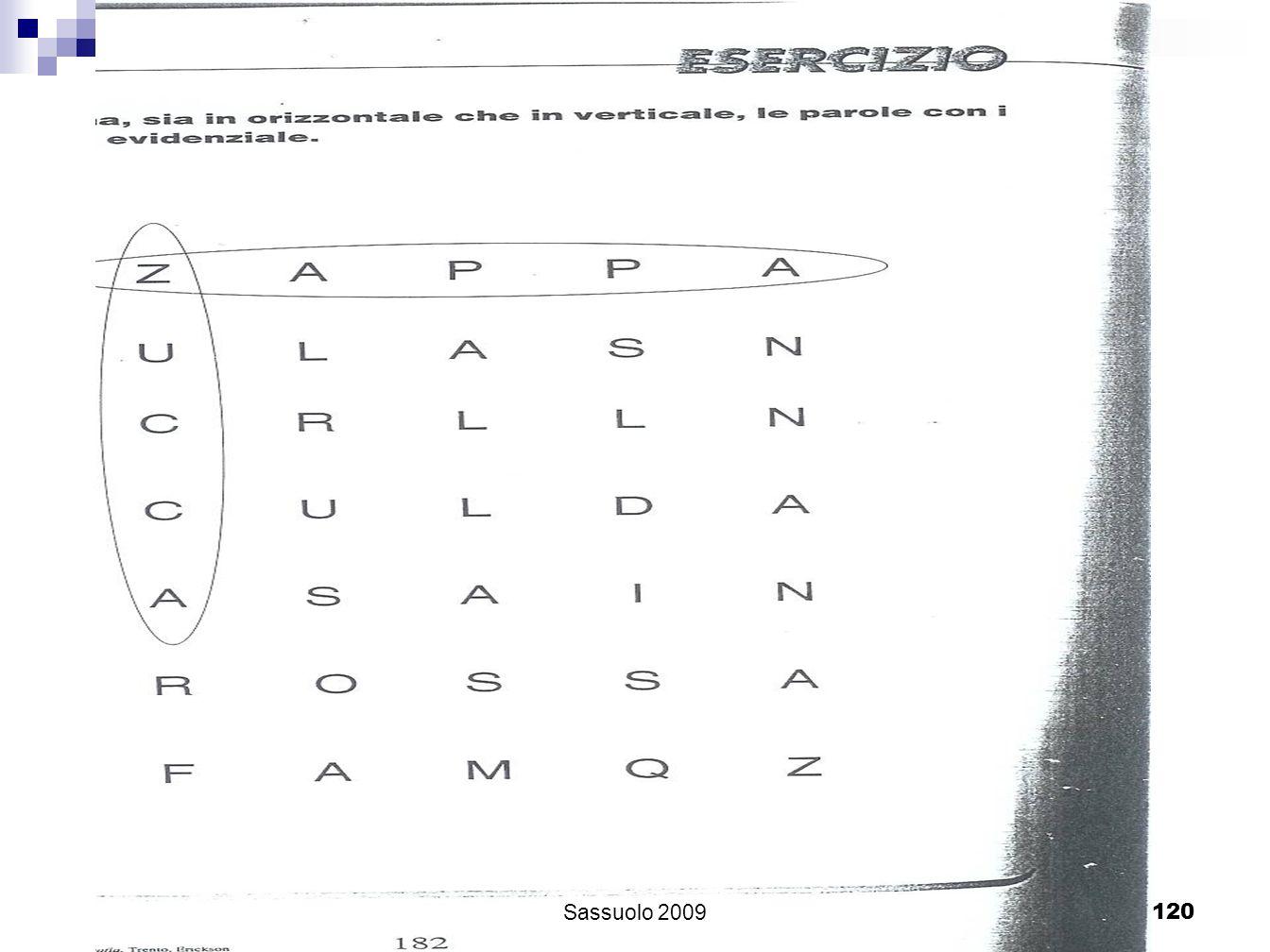 120 Sassuolo 2009