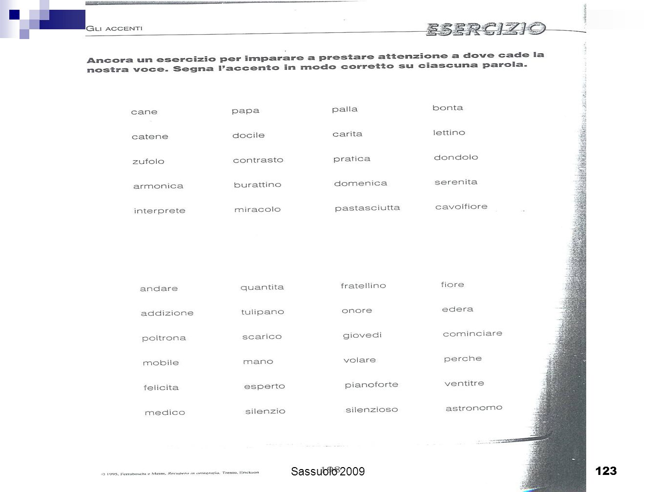 123 Sassuolo 2009