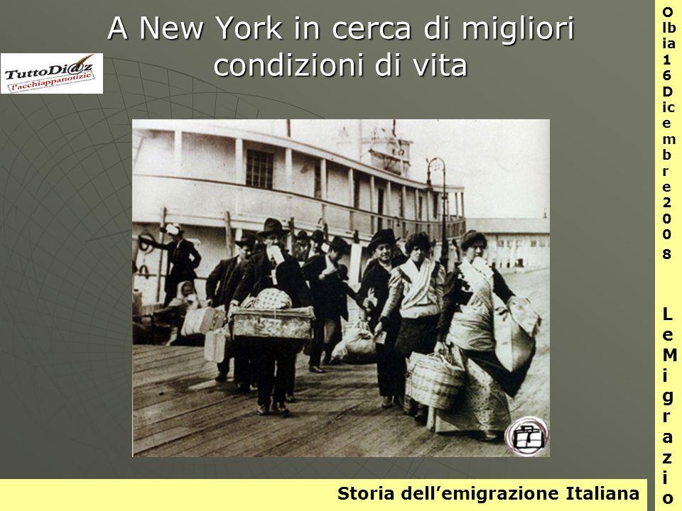 Storia dellemigrazione Italiana O lb ia 1 6 D ic e m b r e 2 0 0 8 L e M i g r a z i o n i Dopo la seconda guerra mondiale la migrazione si diresse verso gli altri stati europei più industrializzati del nostro.