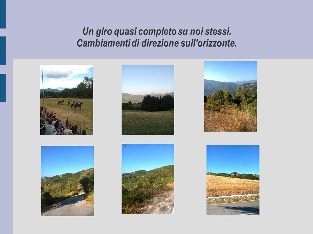 questi ultimi limite della vegetazione arborea ed indicatori di altitudine.
