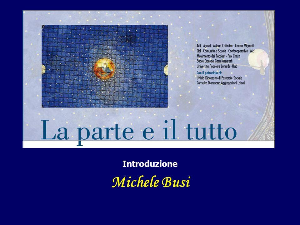 Introduzione Michele Busi