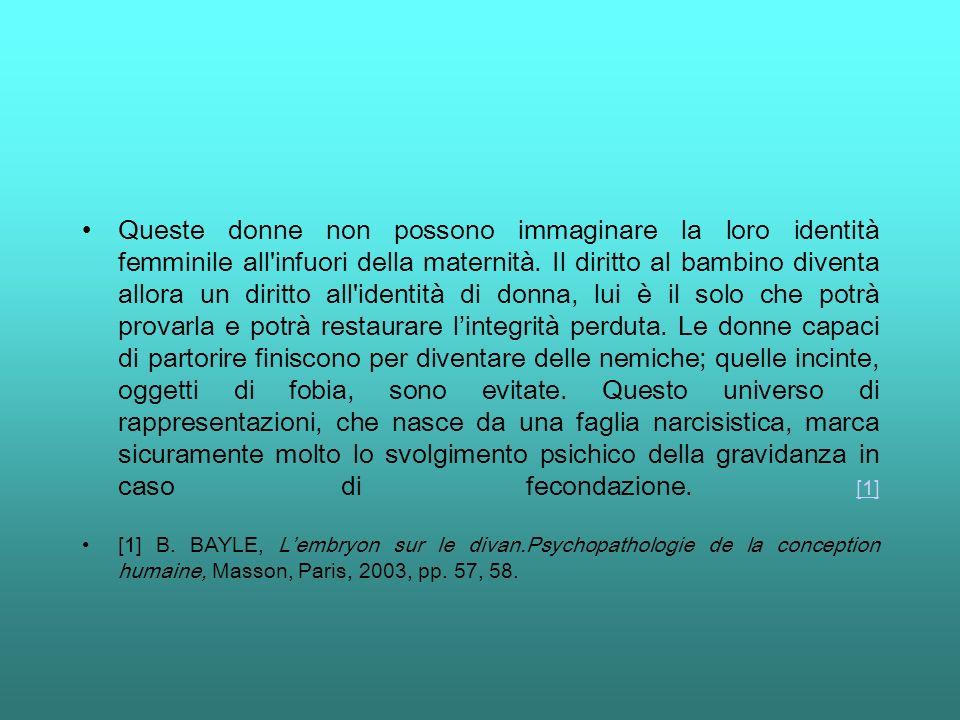 SESSUALITÀ, INFERTILITÀ E P.M.A.