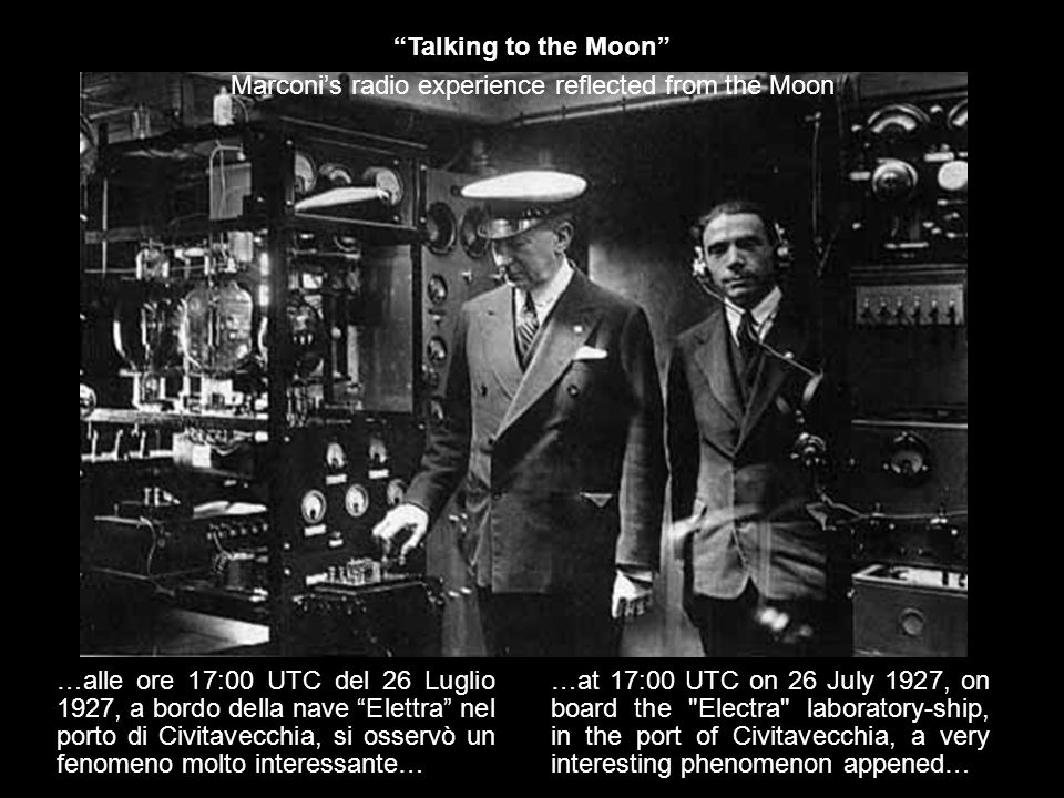 Talking to the Moon EME link