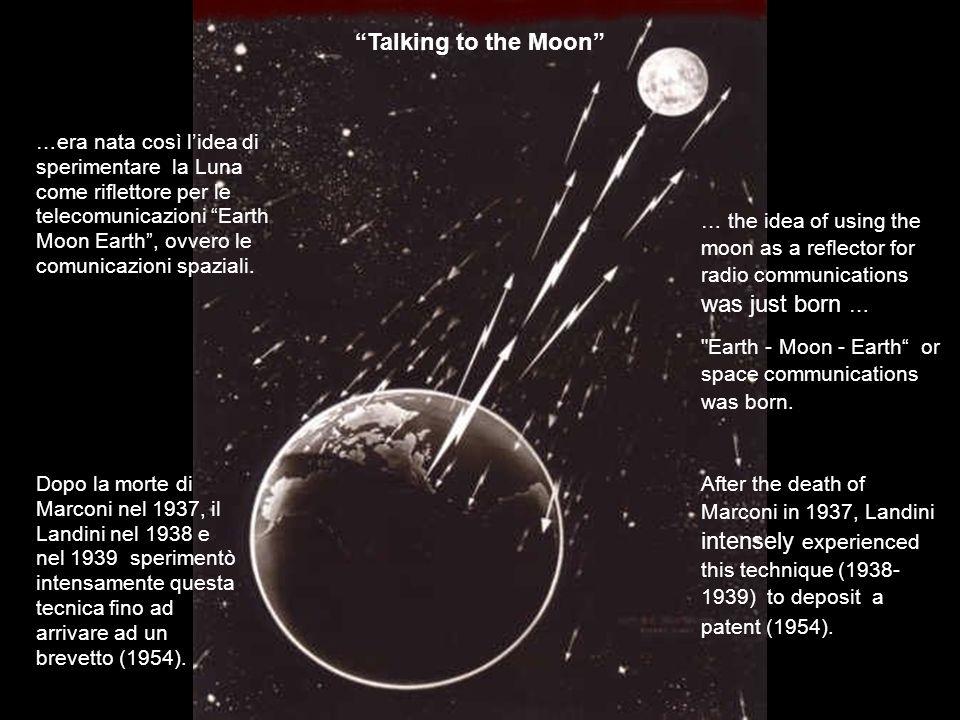 …Baikonur, 19:12 UTC - 4 October 1957, Sputnik-1 Talking to the Moon